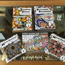 Jentangled Coloring Books