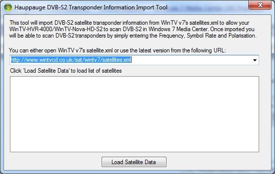 How to enable DVB-S2 in Windows 7 Media Center on HVR-4000