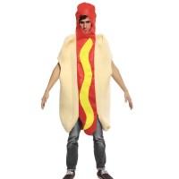 Unisex Fast Food Funny Hot Dog Hotdog Sausage Halloween ...