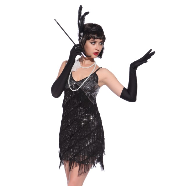 Ladies Roaring 1920s Charleston Flapper Chicago Gatsby ...