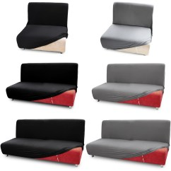 Fundas Para Un Sofa Cama Queen Anne And Chairs Sofás Clic Clac Brazos De Madera Funda