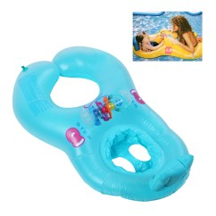 Baby Blow Up Ring Chair Unusual Tub Inflatable Mother Swimming With Seat Floaties