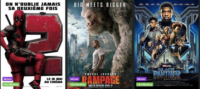 best 4k movie sites