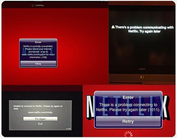 Solved How To Fix Netflix Errors Solve Netflix Problems