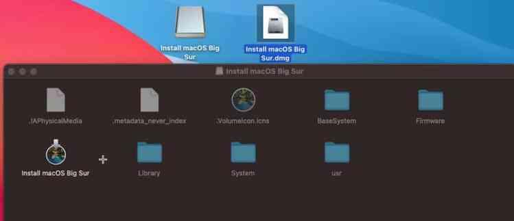 Download macOS 11 DMG