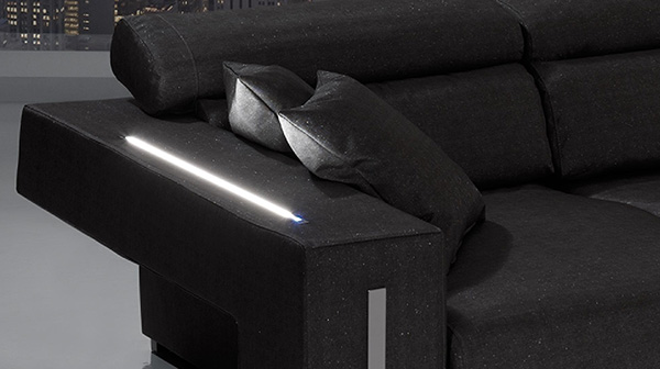 Barra de led 100; Accesorios sofás