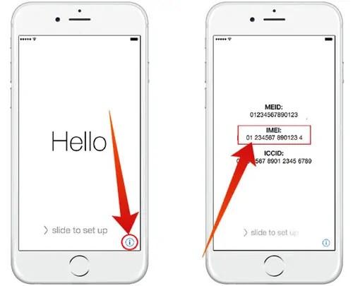 icloud locked iphone imeii