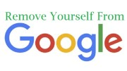 Remove Yourself from Google