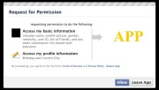 Facebook Apps Collect and Sell Personal Information