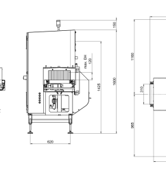 x ray inspection sc e 3000 technical drawing large [ 1460 x 608 Pixel ]