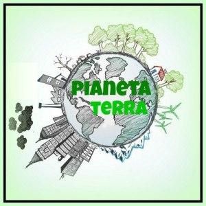 Pianeta Terra logo