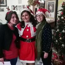 La Babba Natale con Letizia ed Elisa