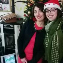 Le nostre fantastiche Letizia ed Elisa