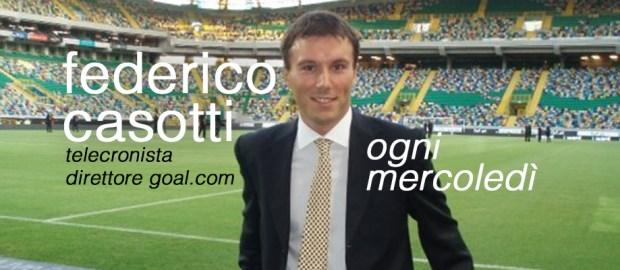 """""""You'll Never Walk Alone"""" – Il Calcio Estero, con Federico Casotti"""