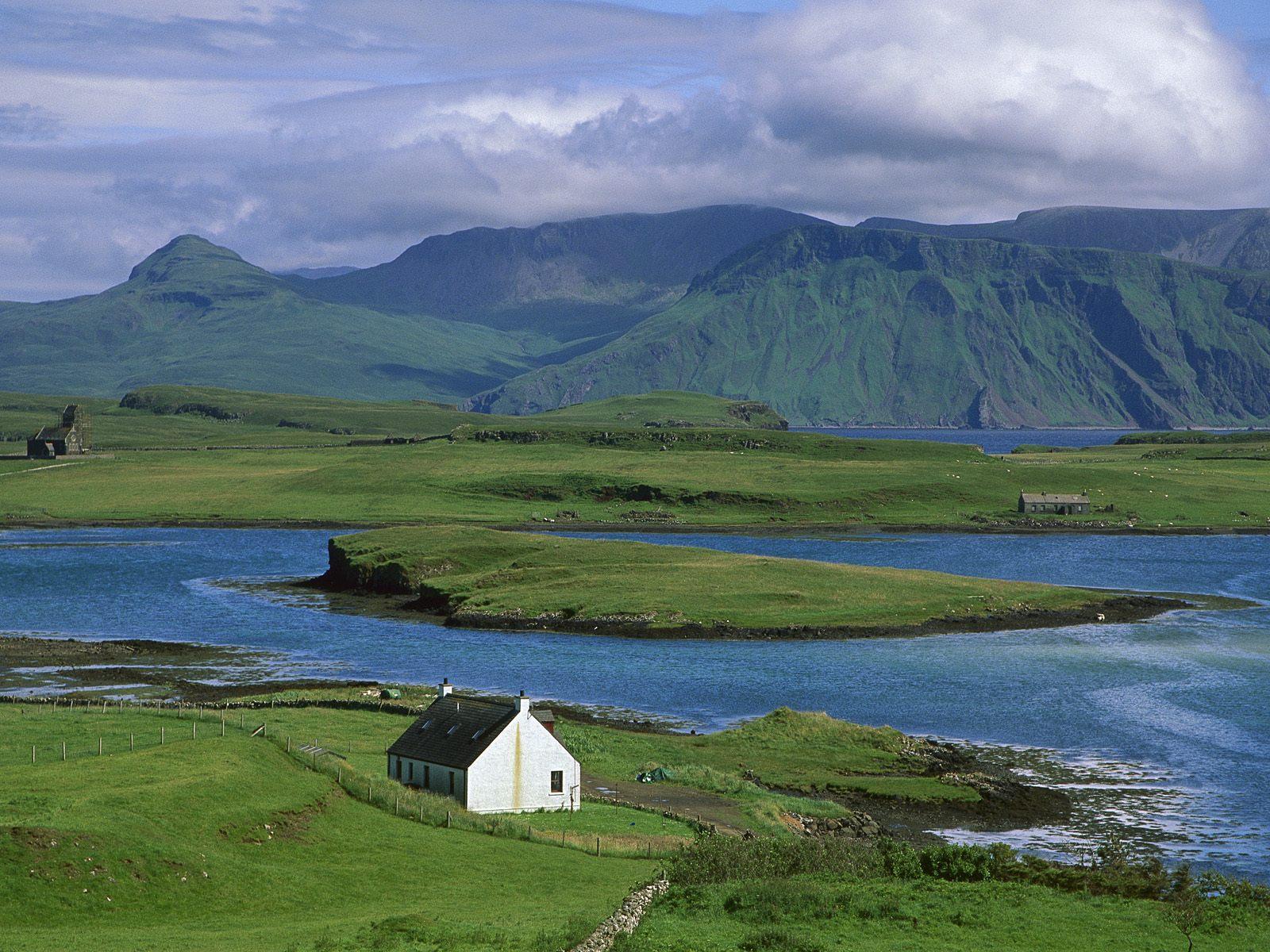 Tg naturalistico: parchi, salamandre e Scozia