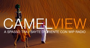 Camel View | Camel street view ci porta a spasso tra i byte del deserto Liwa – Trillo