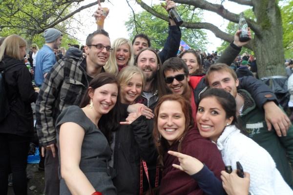 Ep. I – Erasmus, esterofilia, mani sudate e presentazioni