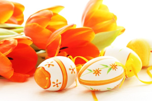 Carrot cake per il giorno di Pasqua