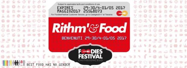 foodies festival 2017