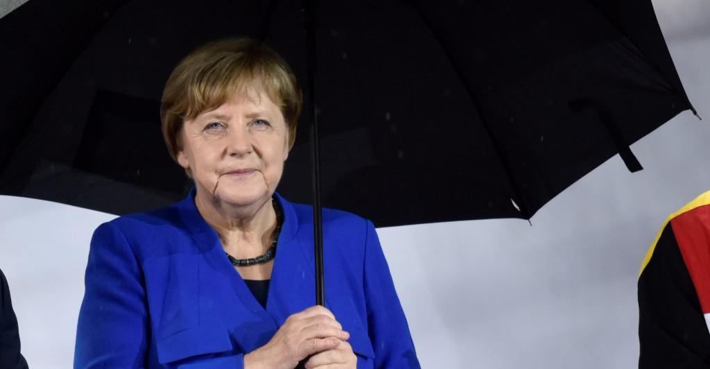 Intramontabile Merkel