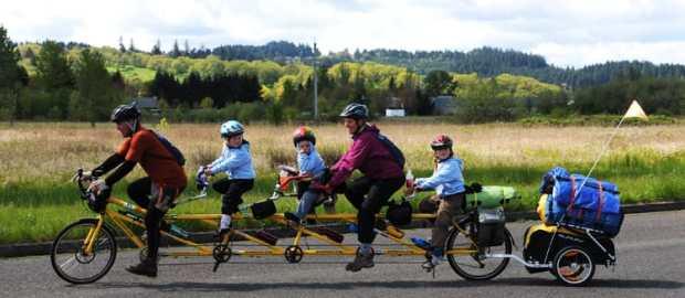 """Anche se è nato """"Carbo"""" io vorrei tanto si tornasse a pedalare in tandem!"""
