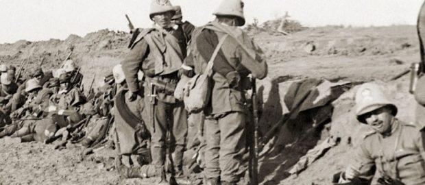 La Grande Proletaria alla conquista della Libia – Le Storie di Ieri