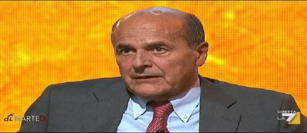 Oggi parliamo genericamente di Pierluigi Bersani