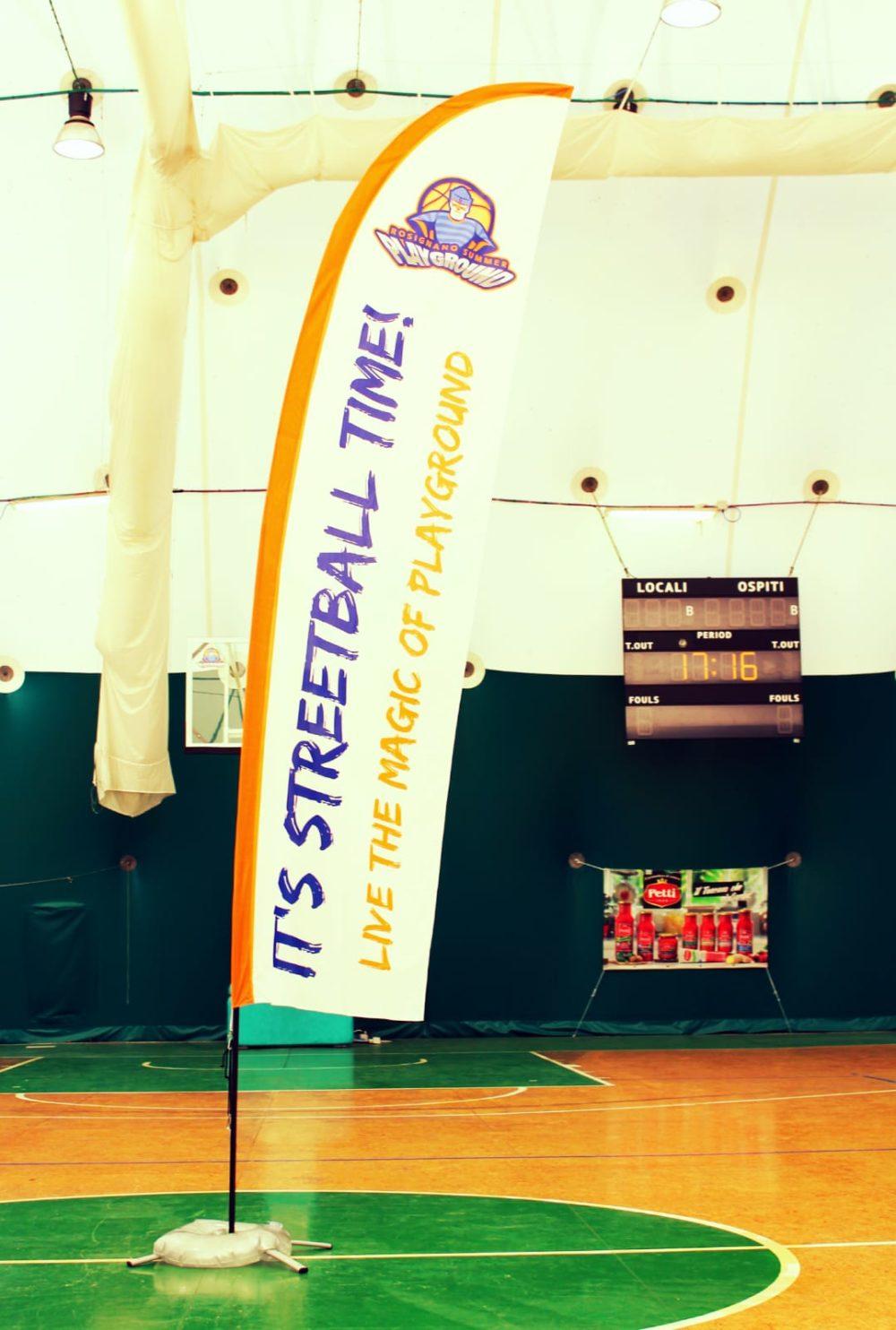 Rosignano Summer Playground, il primo torneo di basket 3×3