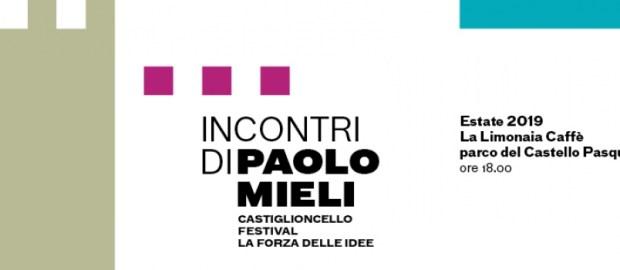 """Castiglioncello, dal 29 al 31 agosto """"La forza delle idee"""""""