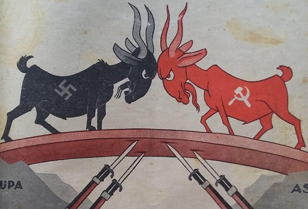 Il Comunismo e il Nazismo, unici responsabili della 2° Guerra Mondiale? Un'Opinione – Le Storie di Ieri