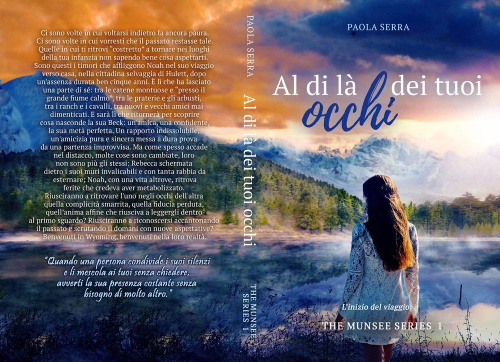 """Recensione """"Al di là dei tuoi occhi"""" , Paola Serra"""