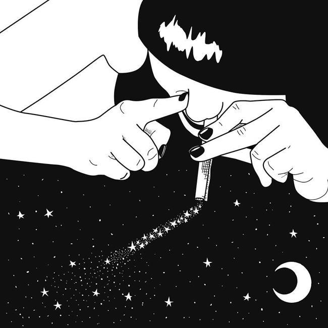 Cocaina e in-felicità