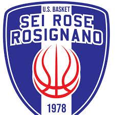 Incontro di Basket in diretta tra Rosignano sei rose-Pallacanestro Piombino