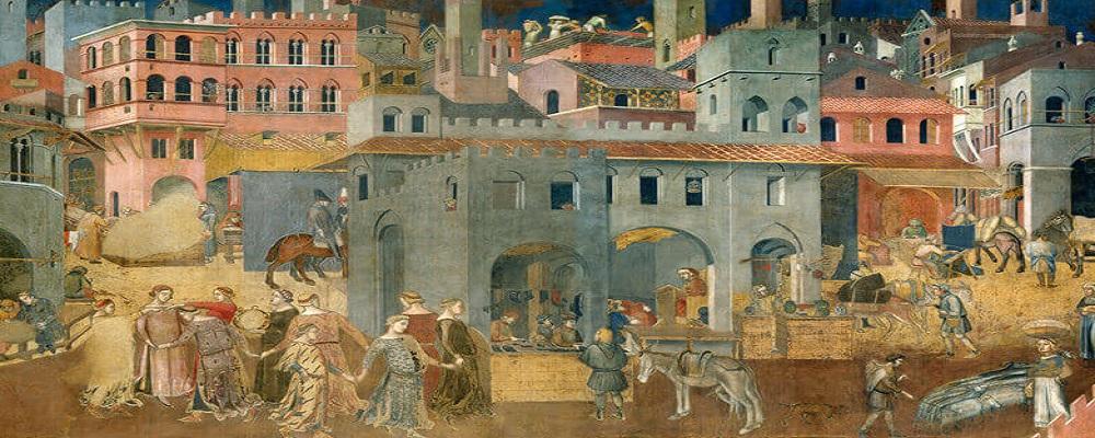 Voyage dans le Moyen Age