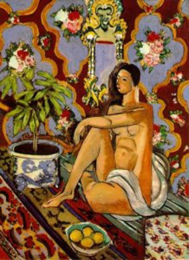 Matisse - odalisca