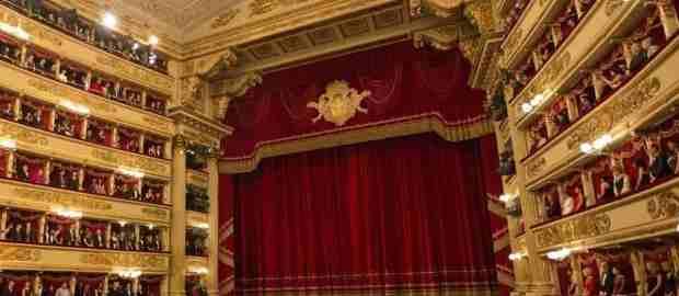 """La Prima della Scala. """"In pochi minuti"""", con Ilaria Calamandrei"""