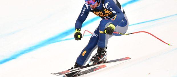 Dominik Paris vince la discesa libera di Bormio