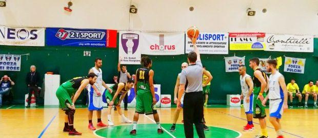 Basket: Sei Rose Rosignano-Dinamo Rosignano, in diretta