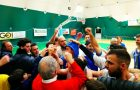 Basket, l'Ineos Rosignano vince per l'ottava volta consecutiva