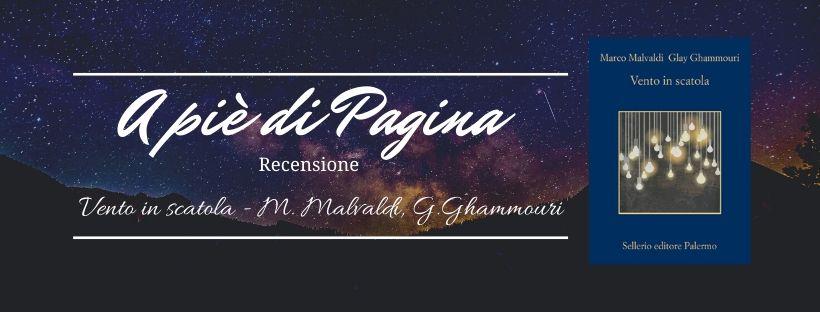 """Recensione """"Vento in scatola"""", Marco Malvaldi & Glay Ghammouri"""