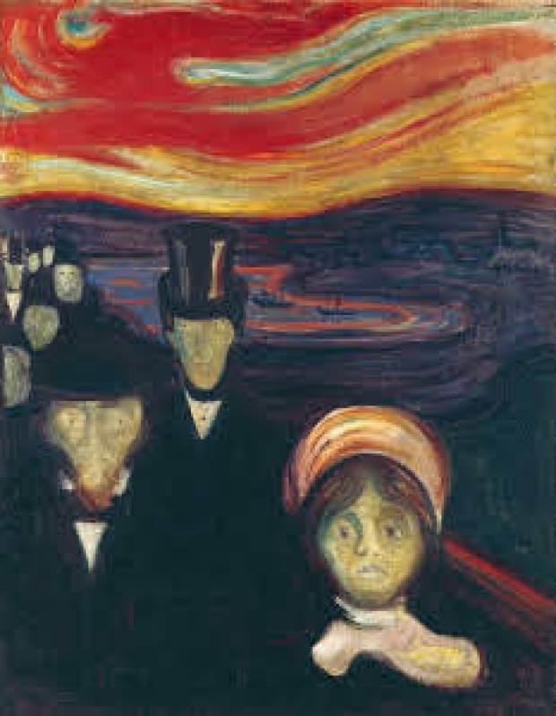 espressionismo munch