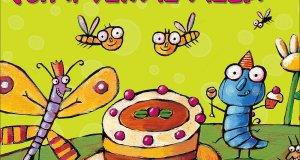"""""""Buon Compleanno con il verme mela"""" – Favole alla Radio"""