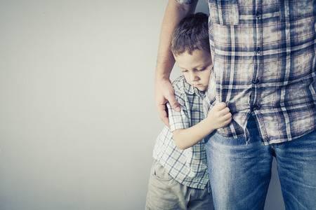Come aiutare i bambini che hanno paura