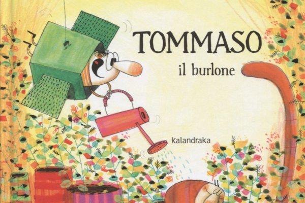 """""""Tommaso il burlone"""" – Favole alla Radio"""