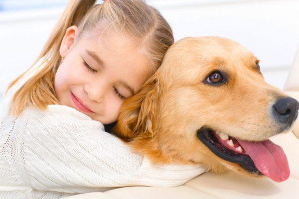 Curare con gli animali la Pet therapy