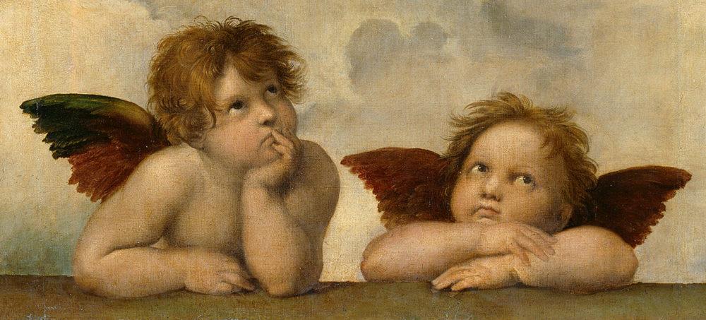 Raffaello Sanzio – il pittore dai modi garbati