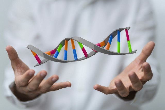 Abitare e DNA