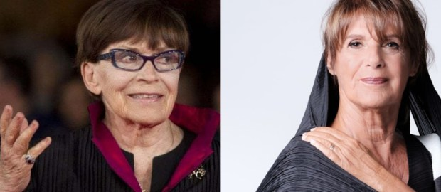 Franca Valeri: cent'anni di Cultura. L'omaggio di Lella Costa con La Vedova Socrate