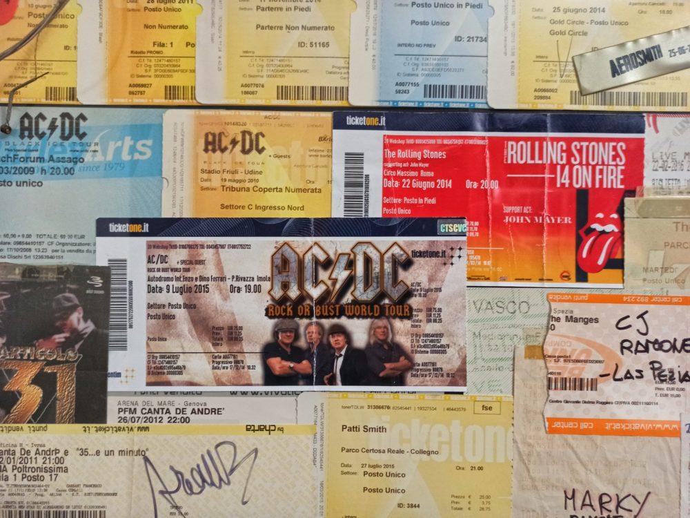 Rock the night… andare a un concerto!