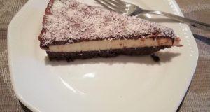 Cheesecake al cocco e nutella: il dolce che rinfresca